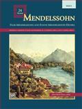Mendelssohn -- 24 Songs, Fanny Mendelssohn, 0882845233