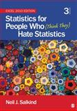 Statistics for People Who (Think They) Hate Statistics, Salkind, Neil J., 1452225230