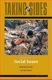 Clashing Views on Social Issues, Finsterbusch, Kurt, 007351523X