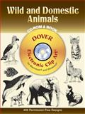 Wild and Domestic Animals, Dover Staff, 0486995232
