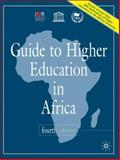 Guide to Higher Education in Africa, , 0230525237