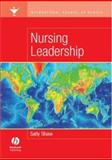 Nursing Leadership, Shaw, Sally, 1405135239