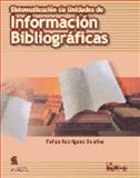 Sistematización de Unidades de Información Bibliográficas 9789681865238
