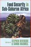 Food Security in Sub-Saharan Africa, , 1853395234