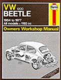 Volkswagen Beetle 1200 ('54 to '77) 9780856965241
