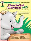 Phonological Awareness Fun, The Mailbox Books Staff, 1562345249
