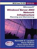 Windows 2003 Server Network and Server OS 70-293 with Sticker Package 9780131615243