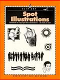 Spot Illustrations, North Light Books Staff and Clip and Scan Staff, 0891345248