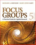Focus Groups 5th Edition