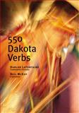 550 Dakota Verbs, LaFontaine, Harlan and McKay, Neil, 0873515242
