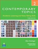 Contemporary Topics 3rd Edition