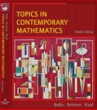 Topics in Contemporary Mathematics, Bello, Ignacio and Britton, Jack R., 0618775242