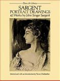 Sargent Portrait Drawings, John Singer Sargent, 0486245241