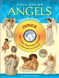 Full-Color Angels, Dover Publications Inc. Staff, 0486995259