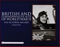 British and Commonwealth Aces of World War II, Norman Franks, 0764325256