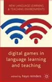 Digital Games in Language Learning and Teaching, , 1137005254