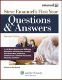 Steve Emanuel's 1st-Year Questions and Answers, Emanuel, Steven, 1454805250