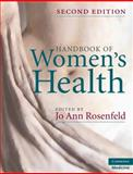 Handbook of Women's Health, , 0521695252