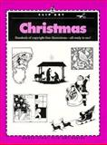 Christmas, North Light Books Staff and Clip and Scan Staff, 0891345256