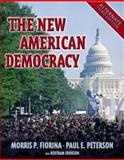 The New American Democracy, Alternate, with LP.com Version 2.0, Fiorina, Morris P. and Peterson, Paul E., 0321155254