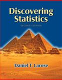 Discovering Statistics : W/Student CD and Tables and Formula Card, Larose, Daniel T., 1429295252