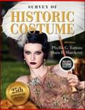 Survey of Historic Costume : Bundle Book + Studio Access Card, Tortora, Phyllis G. and Marcketti, Sara B., 1501395254
