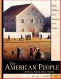 The American People 6th Edition