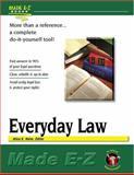 Everyday Law, Allice K. Helm, 1563825252