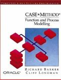 Oracle Case : Method Function and Process Modelling, Barker, Richard and Longman, C. J., 0201565250