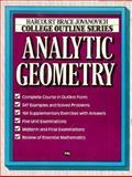 Analytic Geometry 9780156015257