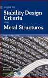Guide to Stability Design Criteria for Metal Structures, , 0470085258