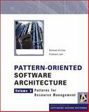 Pattern-Oriented Software Architecture, Michael Kircher and Prashant Jain, 0470845252