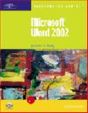 Microsoft Word 2002 - Illustrated Introductory, Duffy, Jennifer, 0619045256