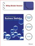 Understanding Business Statistics, Freed, Ned and Bergquist, Timothy, 1118145259