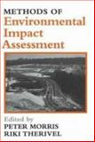 Methods of Environmental Impact Assessment, Morris, Peter, 0774805269