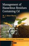 Management of Hazardous Residues Containing Cd, María José Balart Murria, 1612095267