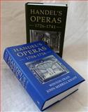 Handel's Operas, 1704-1726, Dean, Winton and Knapp, John Merrill, 1843835266