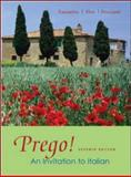 Prego! : An Invitation to Italian, Lazzarino, Graziana and Dini, Andrea, 0073535265