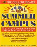 Summer on Campus, Levin, Shirley, 0874475260