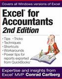 Excel for Accountants, Conrad Carlberg, 1932925260