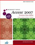 New Perspectives on Microsoft Office Access 2007, Introductory, Premium Video Edition, Adamski, Joseph J. and Finnegan, Kathy T., 0538475269