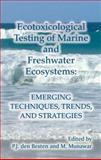 Ecotoxicological Testing of Marine and Freshwater Ecosystems, , 0849335264