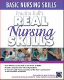 Basic Nursing Skills, Prentice-Hall Staff and Pearson Education Staff, 0131915266