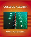 College Algebra, Dugopolski, Mark, 0201755262