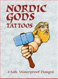 Nordic Gods Tattoos, Jeff A. Menges, 0486435261