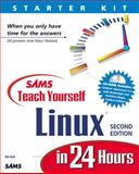 Teach Yourself Linux in 24 Hours, Bill Ball, 0672315262