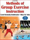 Methods of Group Exercise Instruction 9780736075268