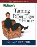 Taming Paper Tiger at Home, Hemphill, Barbara, 1419505270