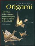 Advanced Origami, Didier Boursin, 1552095274