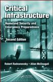 Critical Infrastructure : Homeland Security and Emergency Preparedness, Radvanovsky, Robert and McDougall, Allan, 1420095277